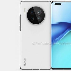 Се појави снимка од Huawei Mate 40 Pro