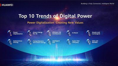 Huawei објави Топ 10 трендови на дигиталната моќност