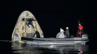 SpaceX со мисијата Crew-1 постави нов рекорд