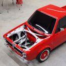 VW започнува со тестирање на 3Д печатени структурни компоненти
