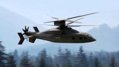 Defiant X е брутално моќен хеликоптер кој може да го замени американскиот Black Hawk