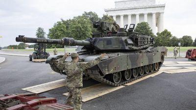 Американскиот M1 Abrams е најдобар тенк на светот