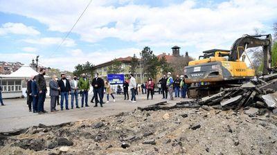 Заев го означи стартот на изградбата на новиот градски пазар во Велес