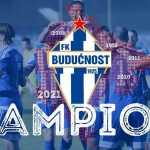 Будуќност ја одбрани шампионската титула во Црна Гора