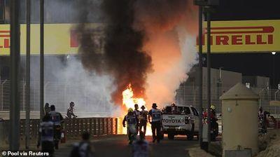 Извештајот е готов: Роман Грожан со 190 км/час удрил во заштитната ограда