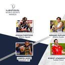 Лауреус номинираше шестмина: Кој ќе биде спортист на годината?