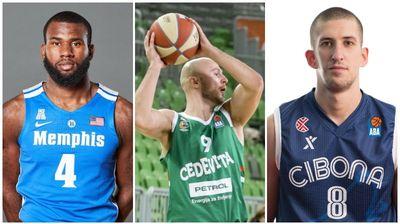 Тројца нови играчи во КК Работнички