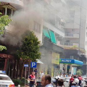 Силна експлозија во Тирана, четворица повредени