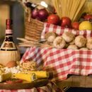 Savršeni par na italijanskom stolu
