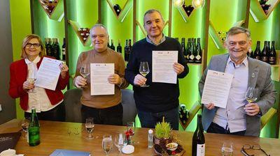 Sporazum za projekte vinskog turizma
