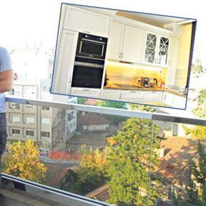 Едноставно и без премногу детали: Стефан Живојиновиќ ги отвори вратите на својот стан