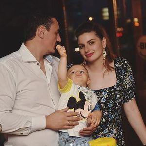 Сопругата на Борко Ристовски, Нина откри чија копија е синчето (фото)