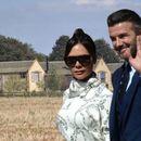 Викторија и Дејвид Бекам од короната се кријат во карантин вреден 6,7 милиони долари (фото)