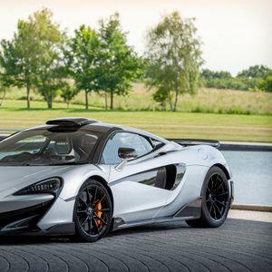 McLaren 600LT Coupe u izdanju MSO odeljenja!