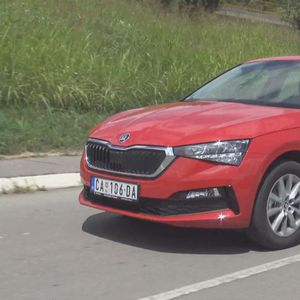 TEST: Škoda Scala Ambition 1.0 TSI 115 KS 6G