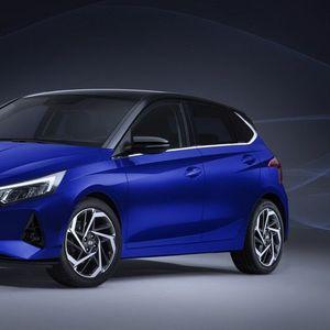 Hyundai i20 prve fotografije
