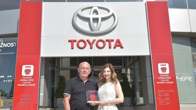 Novosadska Toyota među najboljima na svetu