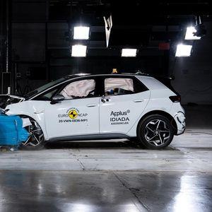 VW ID.3 dobio vrhunske ocene na Euro NCAP testu