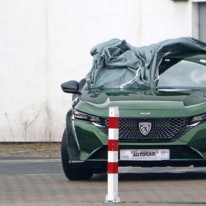 "Novi Peugeot 308 otkrio ""lice"""