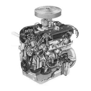 Priča o prvom V6 motoru, rođenom u Italiji