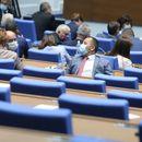 Депутатите си грухтят в пленарна зала заради изборните правила