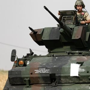 Турция изпраща военни подкрепления в Идлиб