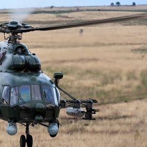 Руски военен хеликоптер се разбил край Санкт Петербург
