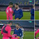 Реакцијата кажува се: Голманот на Елче се изненади кога Лео Меси му го побара дресот (ВИДЕО)