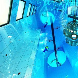 Най-дълбокият басейн за гмуркачи отвари врати в Полша