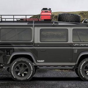Land Rover Defender Adventure Van: Всичко, за което си мечтаем!