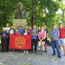 """Книгата """"Истории за начало на планинарството в България"""" беше представена в гр. Карлово"""