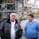 Борисов в завод: С подкрепата по линия на зелената сделка ще се гарантира бъдещето на завода