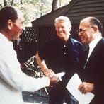 Camp David created Oslo, which killed the Palestinian struggle
