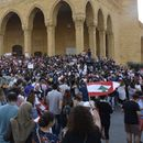 Lebanon protesters vow to continue demonstrations on fourth day