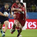Scotland trashes Russia 61-0 to set up showdown with host Japan
