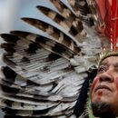 Indigenous leaders seek European support for Brazil's Amazon