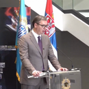 PREDSEDNIK SRBIJE NA OBELEŽAVANJU DANA BIA Vučić: Neki ljudi su rizikovali živote, da bi sačuvali bezbednost građana (FOTO/VIDEO)