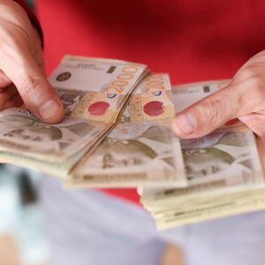 NBS javlja: Kurs dinara se menja