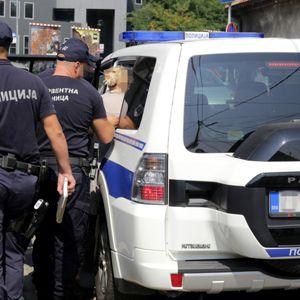 Filmska akcija hapšenja kolega u uniformama! Nisu mogli da umaknu!