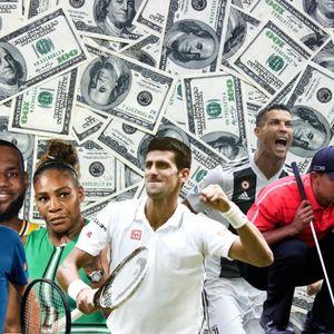 """Rodžer Federer predvodi """"Forbsovu"""" listu najlplaćenijih sportista sveta, zaradio skoro tri puta više od Đokovića a da se nije oznojio!"""