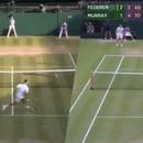 NESTVARNO! Federer je protiv Mareja ovim poenom osvojio trofej na Vimbldonu, pokušao je da proda Novaku taj trik u odlučujućem momentu!