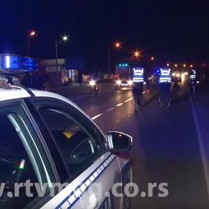 Srušio semafor na Novom Beogradu, pa ubio ženu na licu mesta