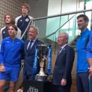 Najbolji teniseri sveta na istom mestu, dvojac privukao posebnu pažnju (FOTO, VIDEO)