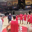 Zbog kvara na avionu, košarkaši Zvezde se vratili za Beograd