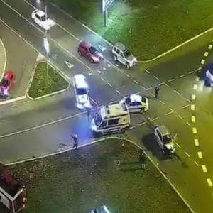 Hitna pomoć dojurila na Novi Beograd