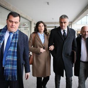 Advokat i otac Ive Ilinčić se oglasio: Po želji moje ćerke napustio sam sudnicu! (FOTO/VIDEO)