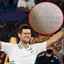 Baka je veliki fan Novaka Đokovića! Ono što je napisala postalo je hit na društvenim mrežama!
