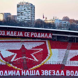 Za nastavak pobedničkog niza, Crvena zvezda - Čukarički