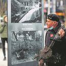 Na Trgu republike otvorena izložba u znak sećanja na bombardovanje prestonice 1941.