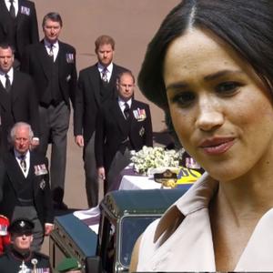 Otkriveno šta radi Megan Markl dok sahranjuju princa Filipa